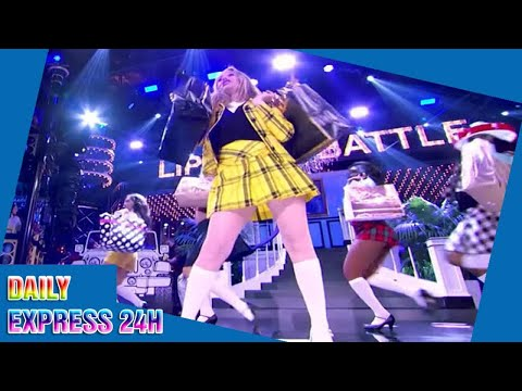 Alicia Silverstone reprises her Clueless role for Lip Sync Battle