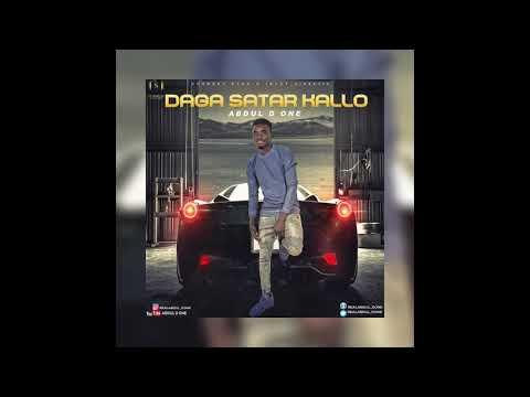 Video Abdul d one - Daga satar kallo by Abdul D  One download in MP3, 3GP, MP4, WEBM, AVI, FLV January 2017