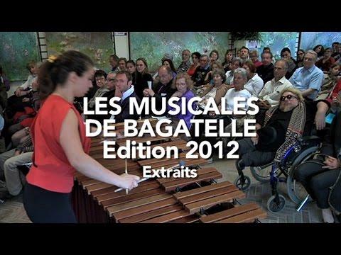 Les Musicales de Bagatelle 2012