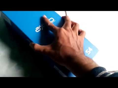 Unboxing tab AXIOO S4 indonesia