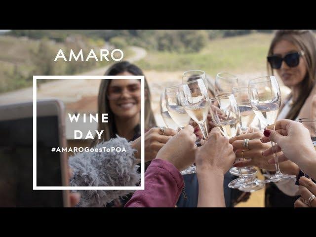 #AMAROGoesToPOA | Wine Day - Amaro