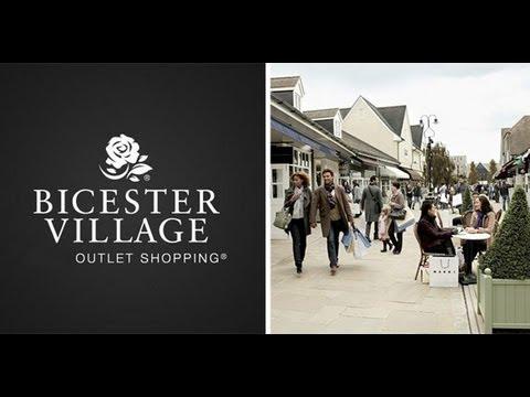 Путешествуй со мной: Бутик-городок Bicester Village, Шопинг в Англии outlet shop… видео