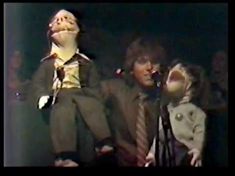 Dan Horn-  Master Ventriloquist -joelsamuelpresents1982