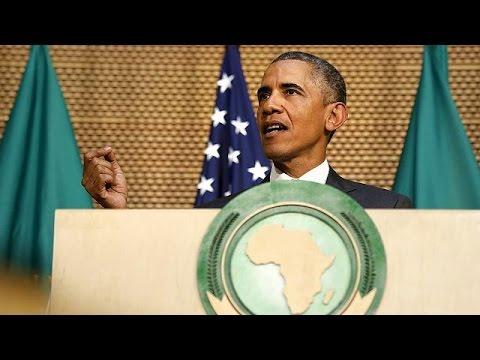 Ομιλία περί «ανθρώπινης αξιοπρέπειας» από τον Μπαράκ Ομπάμα