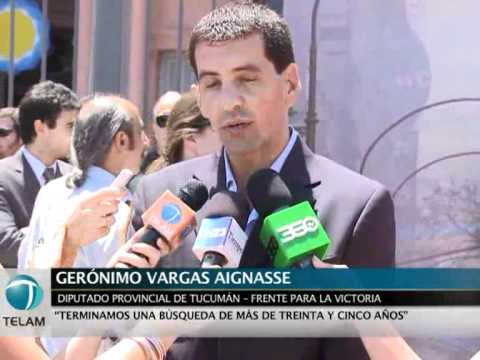 """Pozo de Vargas: """"Terminamos una búsqueda de más de treinta y cinco años"""""""