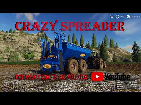 Bredal Crazy Spreader K165 v1.0