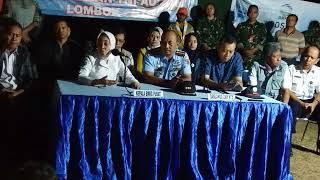 Video Himbauan Kepala BMKG Pusat Mengenai gempa Lombok di lapangan rembiga, 7 Agustus 2018 MP3, 3GP, MP4, WEBM, AVI, FLV Mei 2019