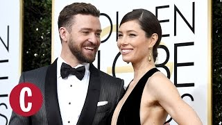 8 of the Cutest Couples on the Golden Globes Red Carpet   Cosmopolitan