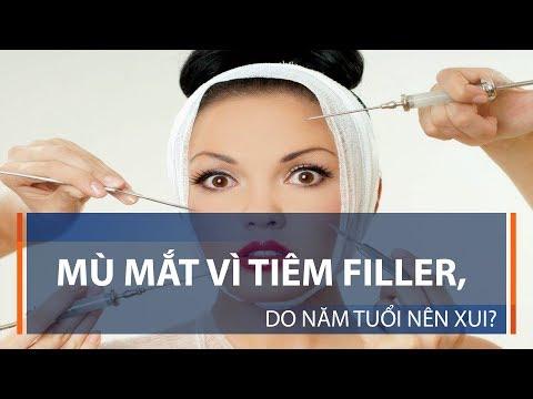 Mù mắt vì tiêm filler, do năm tuổi nên xui? | VTC1 - Thời lượng: 80 giây.