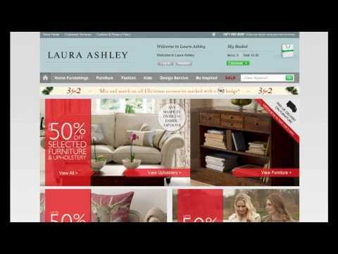 LauraAshley.com Coupon Codes, Deals & Offers 2014
