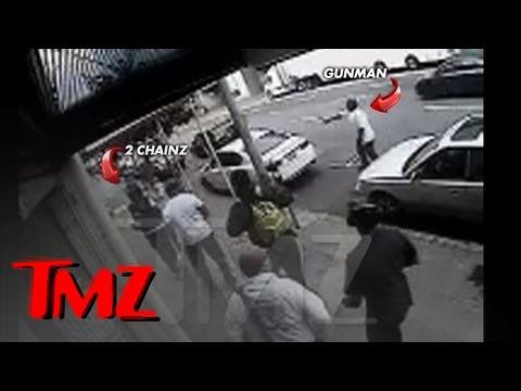 TMZ - TMZ has obtained EXPLOSIVE VIDEO of 2 Chainz and his crew being robbed at gunpoint in San Francisco this weekend ... and the footage shows the chaotic moment...