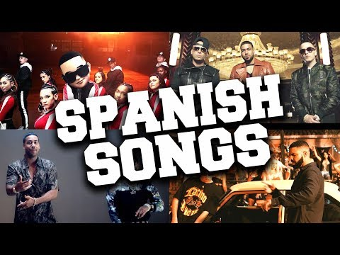 TOP 100 Spanish Songs 2019 - May
