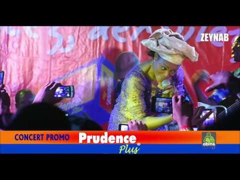 EXTRAIT DU CONCERT Prudence Plus (PARAKOU et AZOVE 2016)