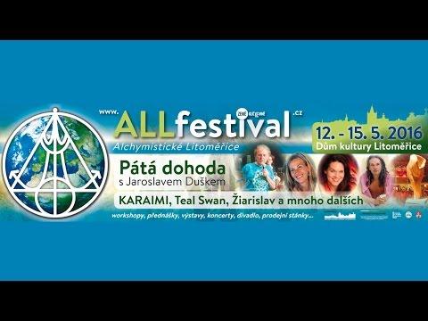 Promo pozvánka pro festival
