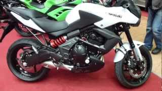 5. 2013 Kawasaki Versys 649 cm3 64 Hp * see also Playlist
