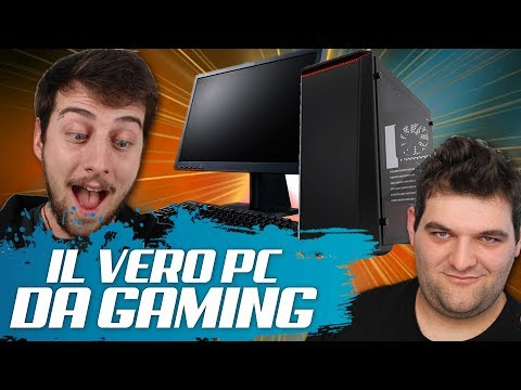 Questa è la VERA configurazione PC da gaming