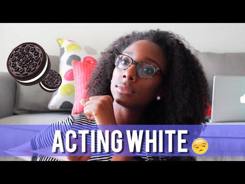 BLACK GIRL MAGIC: Acting WHITE