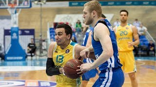 Match review VTB United league: «Astana» — «Enisey»