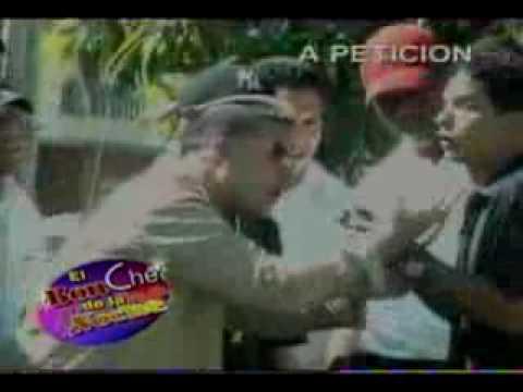 Cámara escondida - Broma a Daddy Yankee