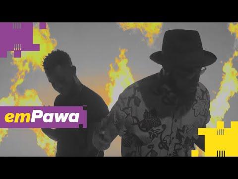 Gyidi - Fire (Remix) feat. M.anifest [Official Video] #emPawa100 Artiste