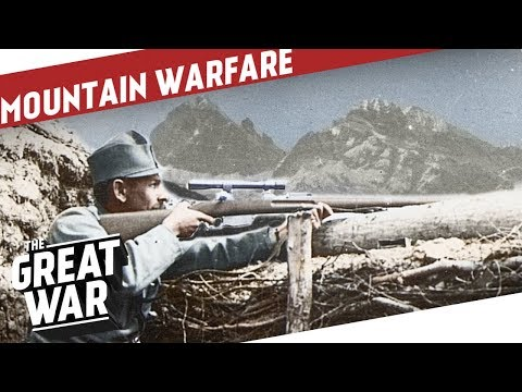 The Edge of the Abyss - Mountain Warfare On The Italian Front I THE GREAT WAR Special (видео)