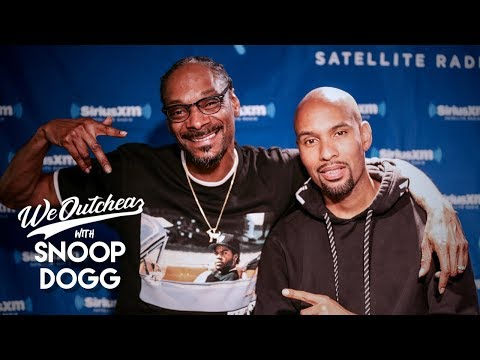 We Outchea with Snoop Dogg | Talking his NEW play, Eminem, Steelers, Lakers and more!