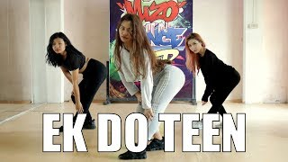 Video Ek Do Teen Song | Baaghi 2 | Alan Rinawma Dance Choreography MP3, 3GP, MP4, WEBM, AVI, FLV Mei 2018