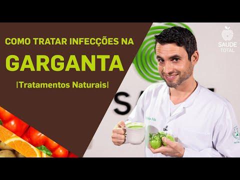 Como tratar infecções na garganta   Tratamentos Naturais   Saúde Total