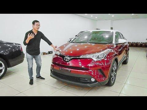 Khám phá chi tiết chiếc Toyota C-HR nhập khẩu giá hơn 2 tỷ tại Việt Nam |XEHAY.VN| - Thời lượng: 16 phút.