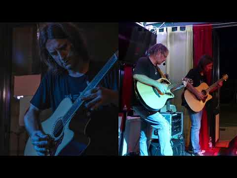 Vinnie Perinotto & Thomas Ledd: Judgement day Acoustic Live