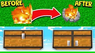 Video 20 SECRET THINGS YOU CAN MAKE IN MINECRAFT! MP3, 3GP, MP4, WEBM, AVI, FLV Juli 2018