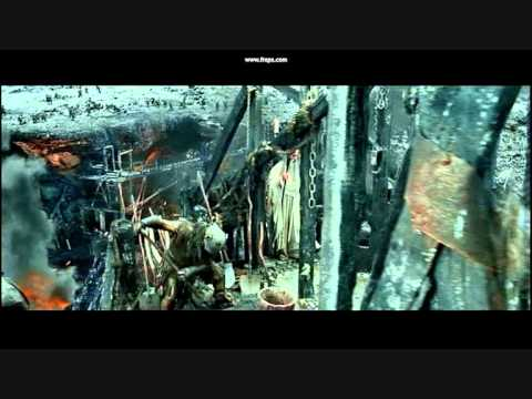 saruman - Other of my favorite scenes of which i could not find a video on you tube. Saruman contacts via Palantir Sauron and tells him of his improvements: deforestat...