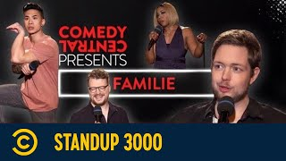 Familie |Staffel 1 - Folge 2| Comedy Central Presents ... STANDUP 3000