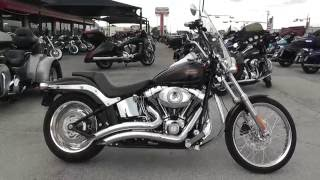 1. 022842 - 2010 Harley Davidson Softail Custom FXSTC - Used motorcycles for sale