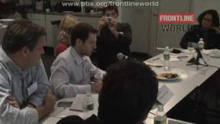 FRONTLINE/World | Covering Conflict Zones Symposium | PBS