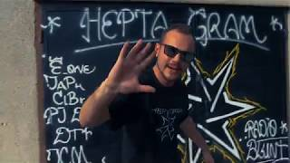 Video RadioBlunt - Heptagram - Prod. L.O.B (E-One, JaPh, Calibro, Pj D
