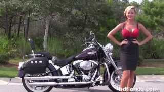 5. Used 2005 Harley Davidson Softail Deluxe for sale in Florida