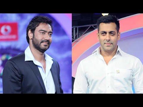 Salman Khan Gets An EMOTIONAL Message From Ajay De
