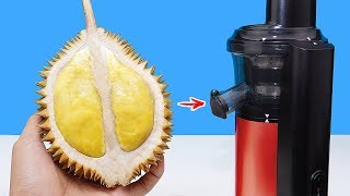 Video EXPERIMENT: BUAH DURIAN DI JUS 🤤🤤👉👌👍 MP3, 3GP, MP4, WEBM, AVI, FLV Mei 2019
