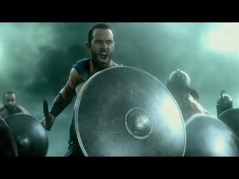 300: Rise of an Empire (Featurette 'Heroes of 300')