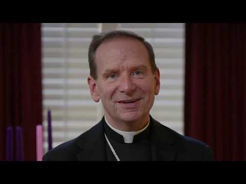 A Video Message from Bishop Burbidge for the Season of Advent 2018