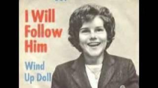 Video Little Peggy March - I will follow him (best version) MP3, 3GP, MP4, WEBM, AVI, FLV Oktober 2018