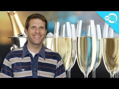 What's The Best Shape For A Champagne Glass?