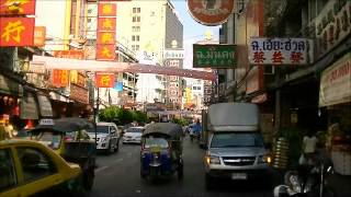 China Town In Bangkok Video Tour