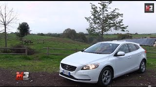 VOLVO V40 D2 2013 - TEST DRIVE