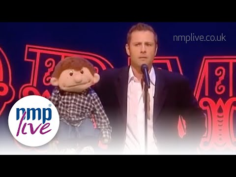 ventriloquist - Book Paul Zerdin for your event via NMP Live: http://www.nmplive.co.uk/paul-zerdin Paul Zerdin has over 20 years experience as a performer which was evident ...