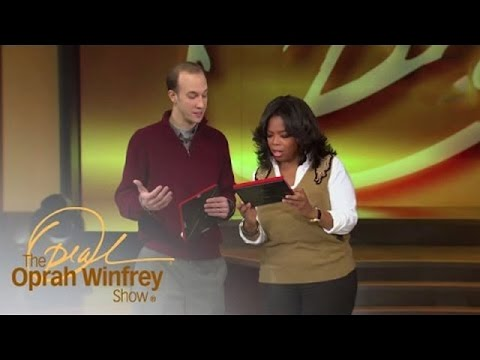 The Incredible Etch A Sketch Artist | The Oprah Winfrey Show | OWN