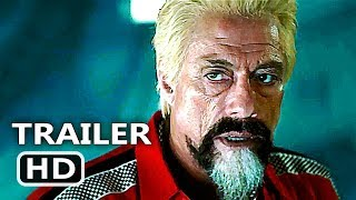 Video JEAN CLAUDE VAN JOHNSON Official Trailer # 2 (2017) Van Damme, Amazon Video TV Series HD MP3, 3GP, MP4, WEBM, AVI, FLV Desember 2017