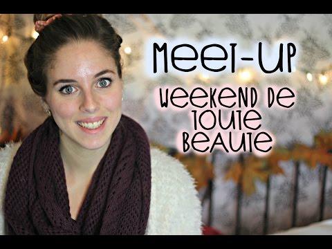 Weekend de toute beauté | MEET-UP + GAGNE TES BILLETS(FERMÉ)