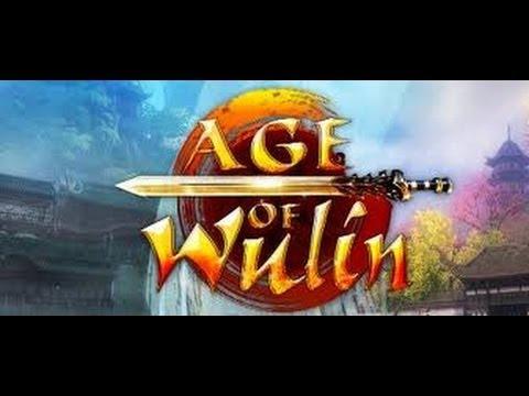 Age of Wulin – kultywacja skili czyli droga do bycia pro ( gameplay komentarz PL )